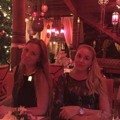 Photo taken at Zazen Boutique Resort & Spa by Alyona K. on 1/3/2015