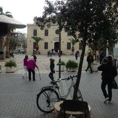 Photo taken at Indigo Cafe by Alexander K. on 1/17/2013