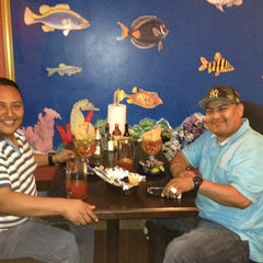 Photo taken at chilango Seafood by Daniel C. on 8/10/2013