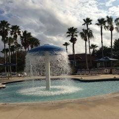 Photo taken at Splash Lagoon (North Village at Orange Lake Resort) by Tiffany L. on 1/20/2013