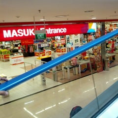 Photo taken at LOTTE Mall by Muhammad S. on 1/7/2013