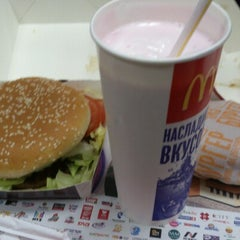 Photo taken at McDonald's by Алексей Л. on 1/18/2013