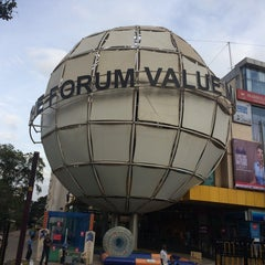 Photo taken at The Forum Value Mall by Moony S. on 9/5/2014