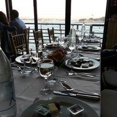 Photo taken at Karaköy Liman Lokantası by Tarkan E. on 7/30/2013