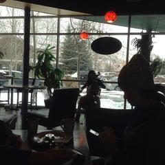Photo taken at Cafe Boheme by Michael A. on 11/16/2013