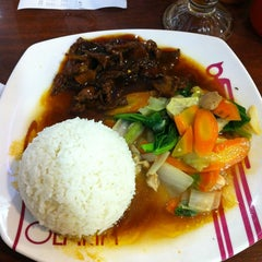 Photo taken at Solaria by Monica D. on 1/21/2013