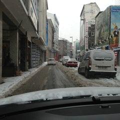 Photo taken at 27 Mayıs by Mevlüt K. on 1/9/2013