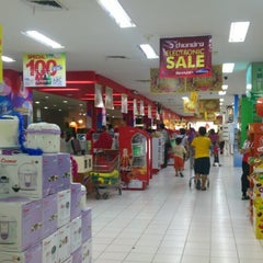 Photo taken at chandra super-store by Diana S. on 7/18/2013
