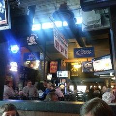 Photo taken at Bushwood Sports Bar & Grill by Thomas K. on 3/2/2013
