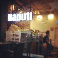 Photo taken at Ilaputi by Ian R. on 1/27/2013
