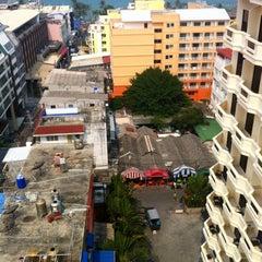 Photo taken at Sunbeam Pattaya Spa & Wellness Hotel by Andre B. on 2/15/2013