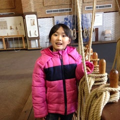 Photo taken at Erie Maritime Museum by Huan C. on 3/22/2014