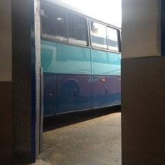 Photo taken at Terminal Empresarios Unidos by Jose S. on 4/21/2013