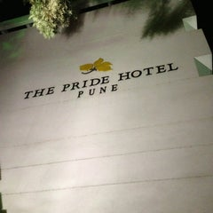 Photo taken at The Pride Hotel by Sohan J. on 5/27/2013