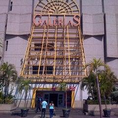 Photo taken at Galerías Mall by Daniel L. on 1/6/2013