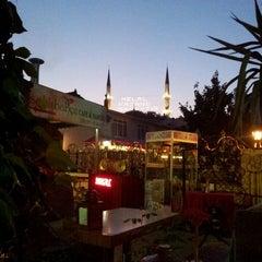 Photo taken at Saklı Bahçe Cafe&Nargile by Emine I. on 7/24/2013