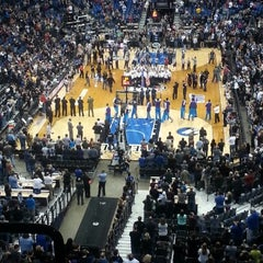 Photo taken at Target Center by Christian H. on 2/3/2013