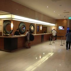 Photo taken at Novotel Clarke Quay by Philippe P. on 1/27/2013