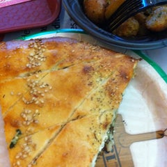 Photo taken at Sbarro by Lilii R. on 4/12/2014