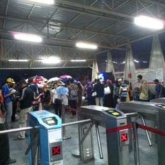 Photo taken at Stasiun Cilebut by M. Chaidir H. on 9/28/2015