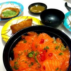 Photo taken at Ichiban Sushi by Bryan T. on 9/29/2012