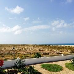 Photo taken at Melia Tortuga Beach by Christophe E. on 12/9/2014