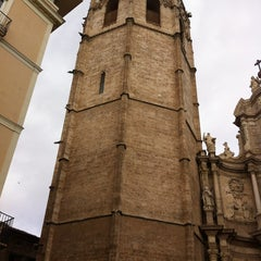 Photo taken at Torre del Micalet by Rafeta S. on 1/22/2013