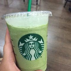 Photo taken at Starbucks (สตาร์บัคส์) by Natthamon S. on 6/9/2015