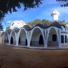 Photo taken at Parc de Sant Jordi by Frederic G. on 10/16/2014