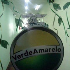 Photo taken at VerdeAmarelo by Linea S. on 4/4/2014