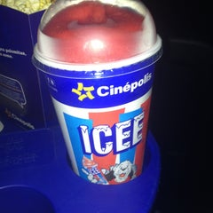 Photo taken at Cinépolis by Gabriela R. on 7/26/2013