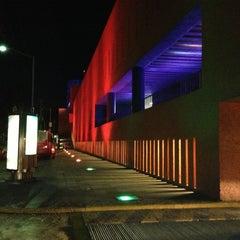 Photo taken at Centro Nacional de las Artes by Ricardo G. on 1/8/2013