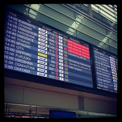 Photo taken at 東京国際空港 / 羽田空港 (Tokyo International Airport HND/RJTT) by Kenta T. on 5/29/2013