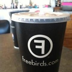 Photo taken at Freebirds World Burrito by belindelag on 10/27/2012