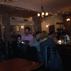 Photo taken at The Tangled Vine Wine Bar & Kitchen by Sean F. on 11/1/2012