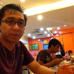 Photo taken at Noor Nasi Ayam by ازفر ا. on 2/9/2013