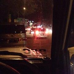 Photo taken at Gerbang Tol Buah Batu by Handi G. on 4/24/2015