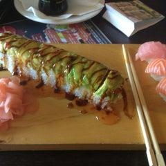 Photo taken at Geisha Sushi Bar by Michal M. on 5/29/2013