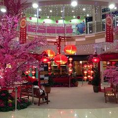 Photo taken at AEON Mahkota Cheras Shopping Centre by JP C. on 1/31/2013