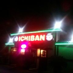 Photo taken at Ichiban by Rich G. on 1/17/2015