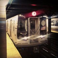 Photo taken at MTA Subway - 3rd Ave (L) by Aerik V. on 4/13/2013