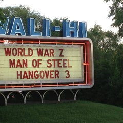 Photo taken at Vali-Hi Drive-In by Trish W. on 6/24/2013