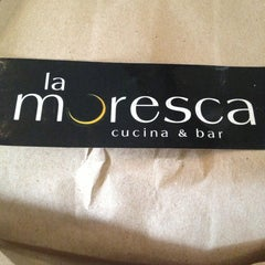 Photo taken at La Moresca by Maria N. on 2/14/2013