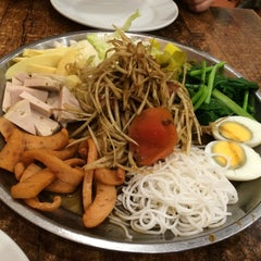 Photo taken at Lao City Thai by Ham S. on 5/16/2015