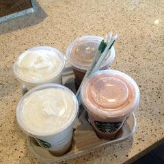 Photo taken at Starbucks by Karen H. on 5/27/2014