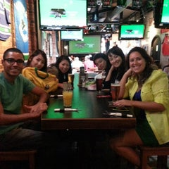 Photo taken at G Sports Bar & Grill by Guilherme R. on 6/12/2014