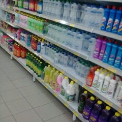 Photo taken at Supermercado Cristal by Wilian F. on 1/10/2013