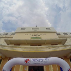Photo taken at สนามศุภชลาศัย (Supachalasai Stadium) by Bas Talaythai on 7/8/2015