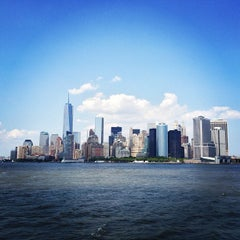 Photo taken at Staten Island Ferry Boat - John A. Noble by Артем С. on 6/21/2013