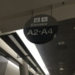 Photo taken at Gate A2 by Carlos A C. on 9/6/2014